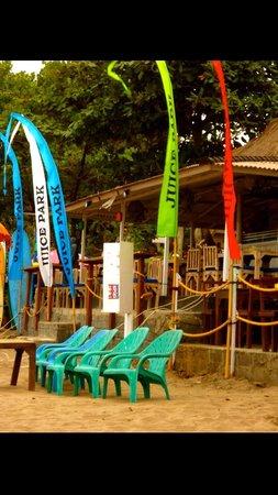 فيلا بوجيس: Juice Park