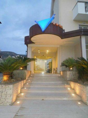 Virgilio Grand Hotel: Ingresso Hotel