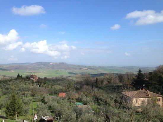 Albergo San Biagio: vista dalla camera