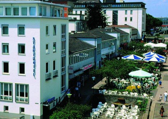 Stadthotel Kassel: Aussenansicht