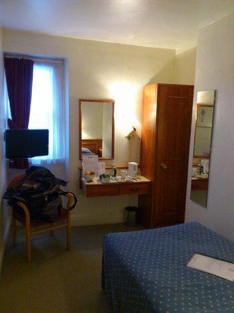 The Washington: Single Room Main