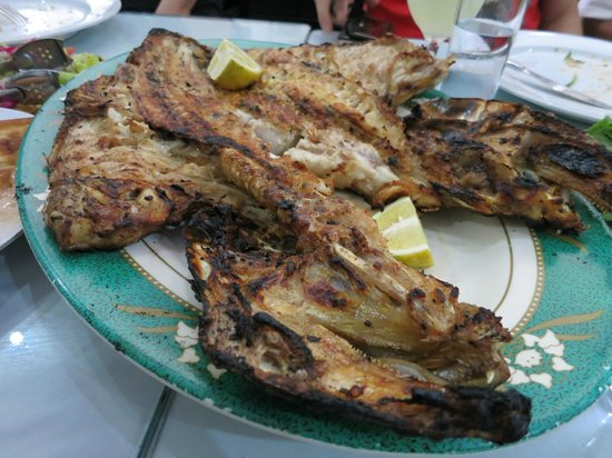Turkish House: Grilled Fish
