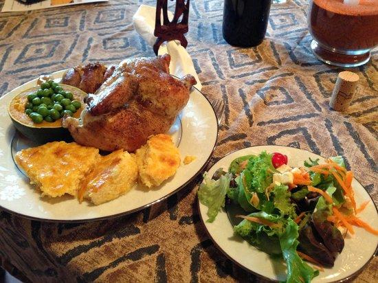 Harrison Hope Wine Estate: Delicious Lunch