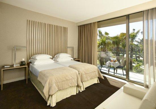 Vidamar Resort Algarve : Double room Pool View/Ocean Side