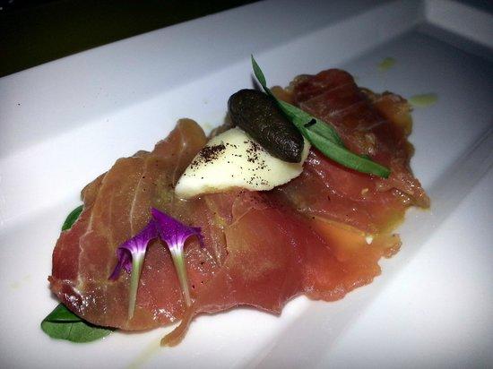 Il Clandestino : tuna Starter