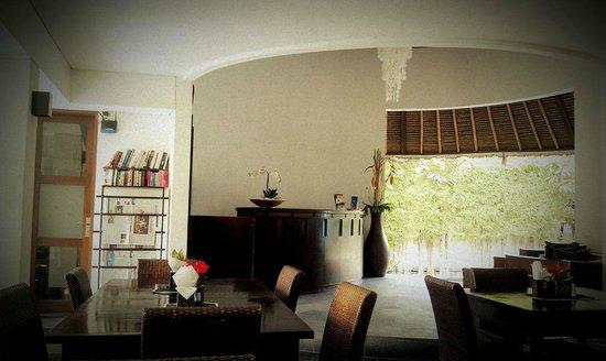 Villa Diana Bali: lobby