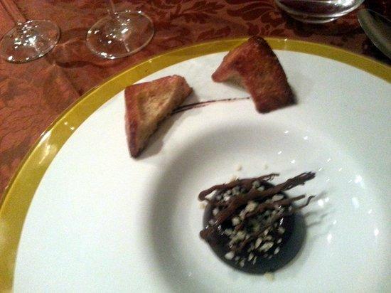 Il Clandestino : Chocolate Desert