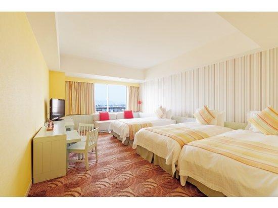 Hotel Universal Port : Family Room