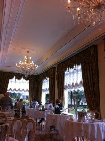 Hotel Terme Due Torri: sala pranzo