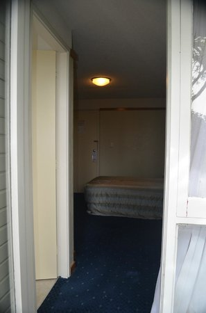 Kingsgate Hotel Greymouth: Sleeping area