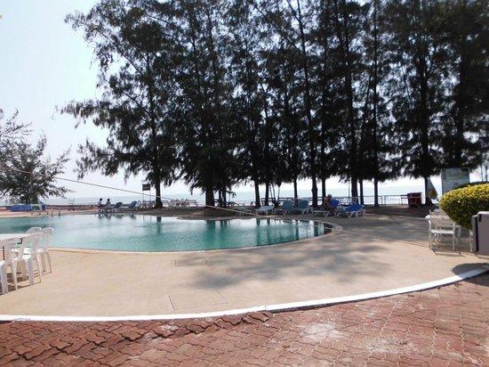 Eurasia Cha-am Lagoon: piscine