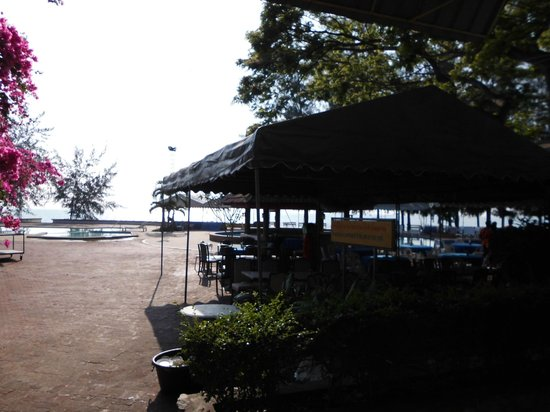Eurasia Cha-am Lagoon : piscine