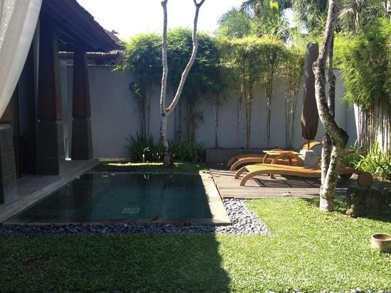 The Kayana Bali: Our Villa