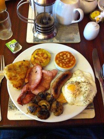 The Broughton Hotel: Ein superleckeres und typisch schottisches Frühstück