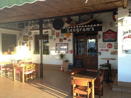 Seagrams Bar and Grill: Seagrams New Location