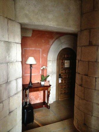"""Hotel """"Colosseo"""" Europa-Park: L'entrée de la suite"""