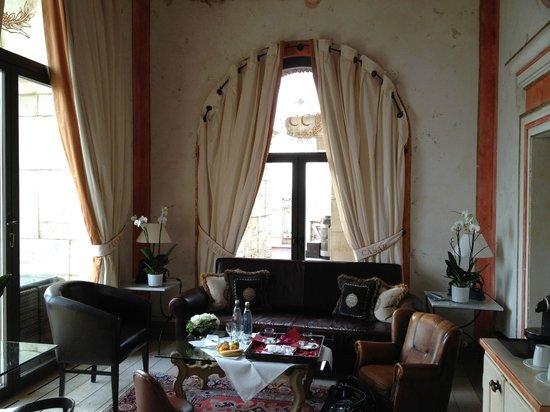 "Hotel ""Colosseo"" Europa-Park: Salon"