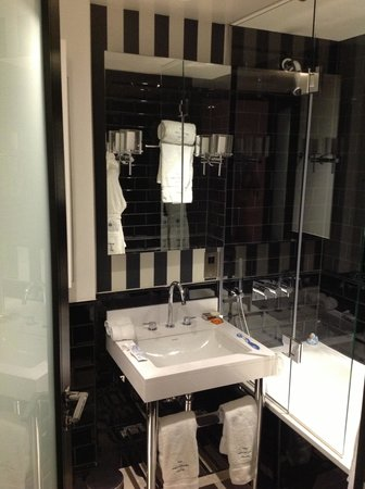 The Ampersand Hotel: la salle de bain