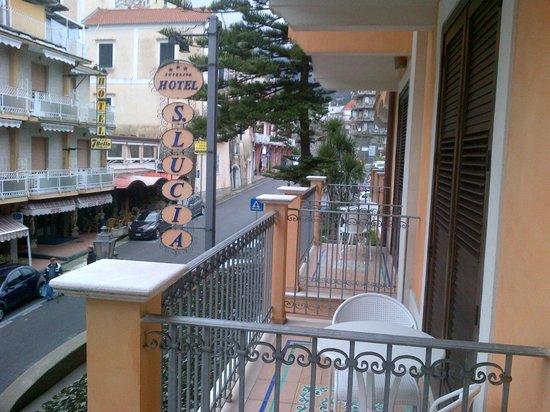 Hotel Santa Lucia: esterno