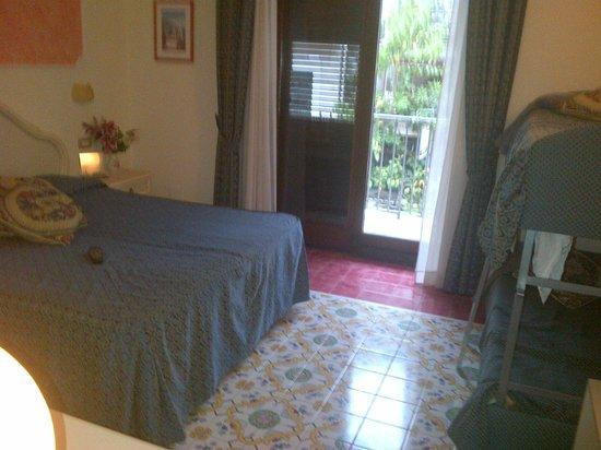 Hotel Santa Lucia: stanza