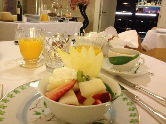 Mercer Hotel Barcelona: Frühstück