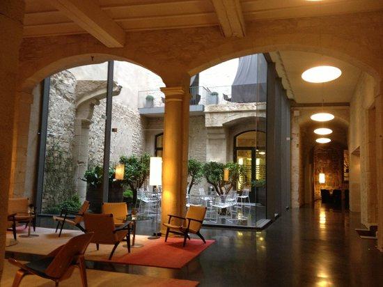 Mercer Hotel Barcelona: Lobby