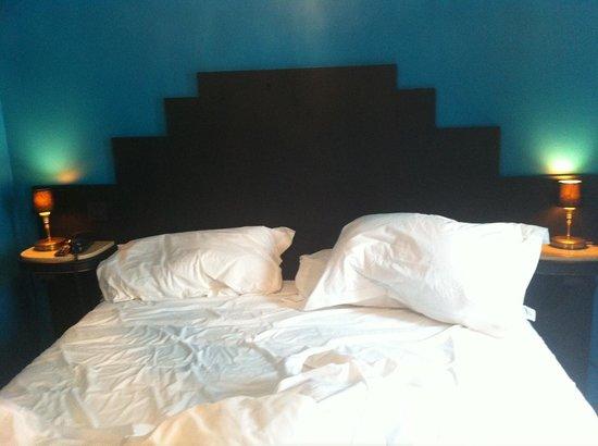 Hotel Edgar: chambre 8