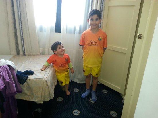 Hotel Roger De Lluria Barcelona: room 207
