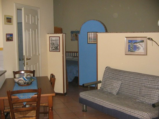 Castelbuono, Italy: mini-appartamento