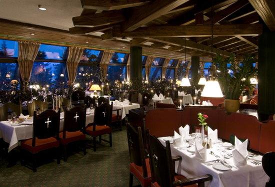 Vier Jahreszeiten am Schluchsee : Paonoramarestaurant VJZ