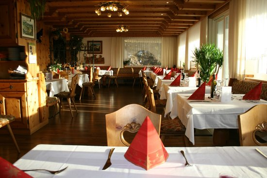 Hotel Majestic : Speisesaal