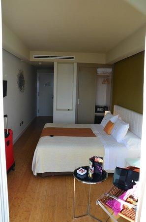 Hotel Valhalla Spa: habitación