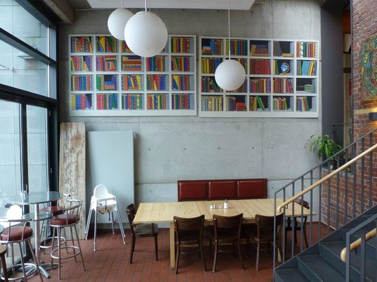 Caf 233 Pause Hamburg Restaurantbeoordelingen Tripadvisor