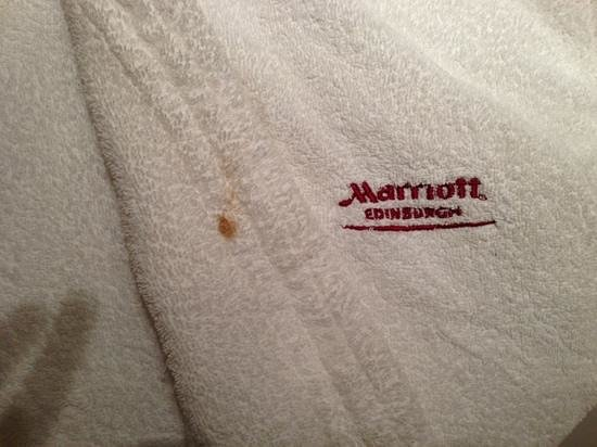 Edinburgh Marriott Hotel: what the heck is this lol