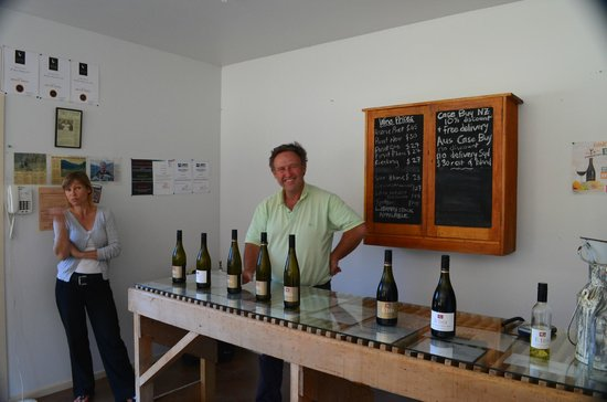 Appellation Central Wine Tours: Final Stop