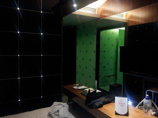 UNA Hotel Vittoria: camera da letto