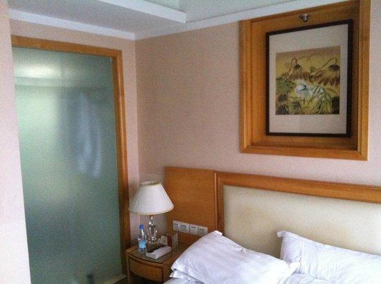 Margaret Center Hotel: Chambre