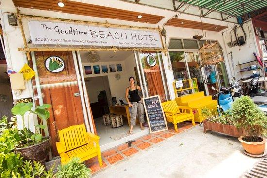 Goodtime Beach Hostel: getlstd_property_photo
