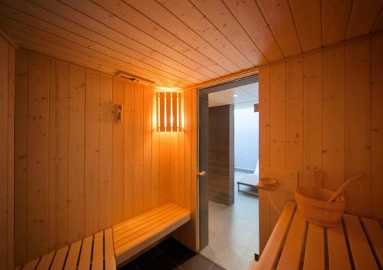 Agora Swiss Night: Sauna free of charge