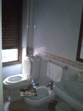 Bed & Breakfast Armonia: Dettaglio del bagno