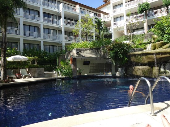 Sunset Beach Resort: Loved the Pool Area