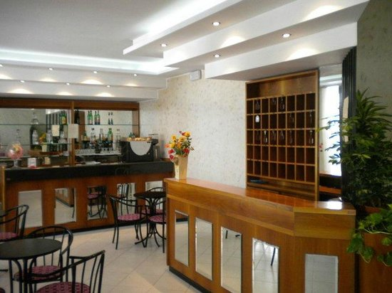 Hotel Gioia: bar & reception