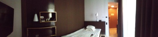 Scandic Paasi: Panorama of my room