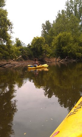 kayaking - Picture of Mohican Adventures Campground ...