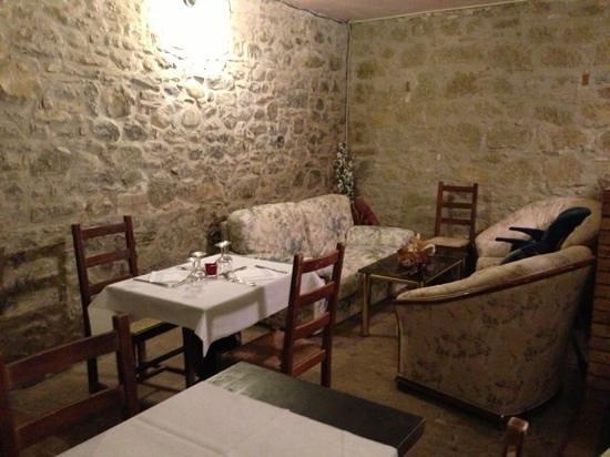 Country House Il Borghetto La Meta : cantinetta per cena