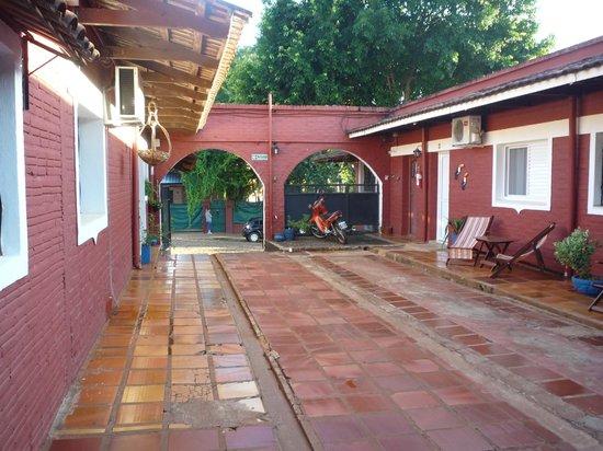Hotel Iguazu Royal: Entrada