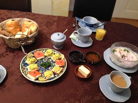 BnbLausanne.ch: Delightful Breakfast