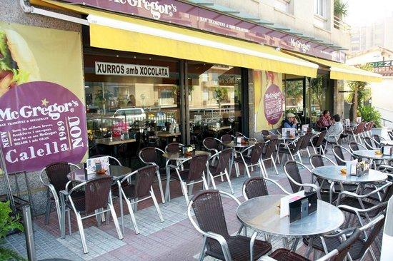 Mc Gregor's Restaurant