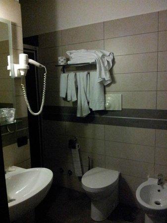 Hotel Visagi: bagno
