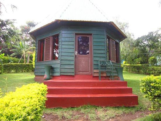 Songota Falls Lodge: Lodge